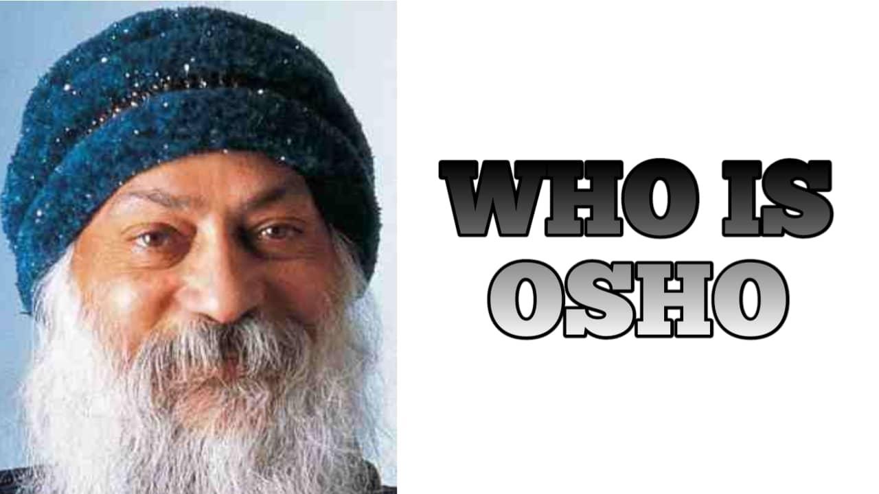 Osho vivek Osho (Rajneesh)